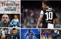 TỔNG HỢP Chuyển nhượng bóng đá châu Âu ngày 25/7: Tottenham hỏi mua Dybala, PSG sắp có thêm tân binh chất lượng từ NHA