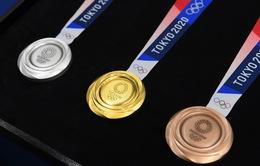 Huy chương Olympic được làm từ… rác thải điện tử