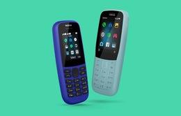 """Nokia ra mắt điện thoại """"cục gạch"""" hỗ trợ 4G, giá 1 triệu đồng"""