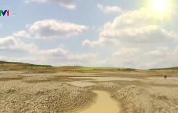 Hạn hán, thiếu nước ở Trung Bộ gia tăng