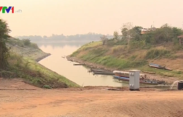 Nước sông Mekong xuống thấp nhất trong vòng 100 năm qua