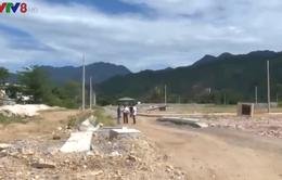 Ì ạch khu tái định cư dự án cao tốc La Sơn - Túy Loan