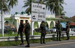 Tấn công vào trạm kiểm soát quân sự tại Thái Lan, 4 người thiệt mạng