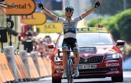 Matteo Trentin về nhất chặng 17 Tour de France 2019