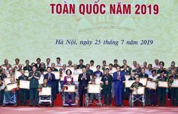 Thủ tướng Nguyễn Xuân Phúc: Chăm sóc người có công là bổn phận, nhiệm vụ thường xuyên, lâu dài