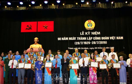 Kỷ niệm 90 năm Công đoàn Việt Nam tại TP.HCM