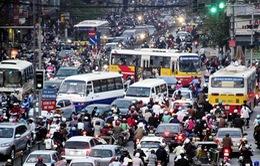 """Khắc phục các """"điểm đen"""" giao thông tại Hà Nội"""