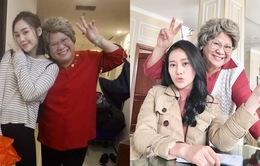 NSƯT Minh Vượng ấn tượng với Phương Oanh và Quỳnh Kool