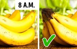 12 thực phẩm có thể gây hại nếu ăn không đúng lúc