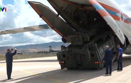 Thổ Nhĩ Kỳ hoàn tất tiếp nhận lô hàng S-400 đầu tiên