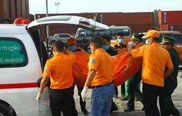 Xác định danh tính 3 thi thể thuyền viên tàu cá Nghệ An bị đâm chìm