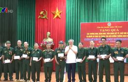 Thăm và tặng quà các thương binh, bệnh binh tại Hà Nam