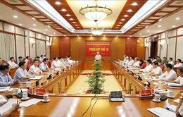 Tổng Bí thư, Chủ tịch nước chủ trì họp Ban chỉ đạo TƯ về phòng, chống tham nhũng