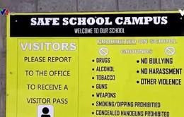 Texas xét nghiệm ma túy với học sinh từ 12 tuổi
