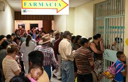 Các bệnh viện tại Honduras quá tải do dịch sốt xuất huyết