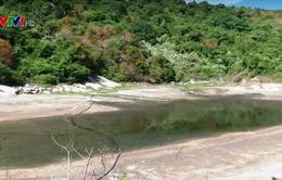 Cù Lao Chàm thiếu nước ngọt trầm trọng