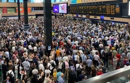 Dịch vụ đường sắt tại London, Anh bị rối loạn do nắng nóng