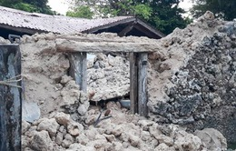 2 trận động đất liên tiếp ở Philippines