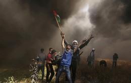 Đụng độ với binh sỹ Israel, ít nhất 56 người Palestine thiệt mạng