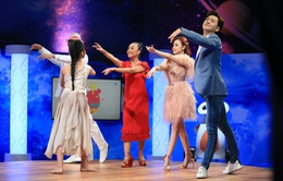 """Kiddie Shark - Tập 2: Xuân Bắc, Ngô Kiến Huy bị """"sếp nhí"""" thử thách... múa ballet"""