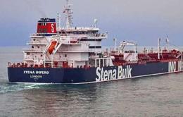 Iran trả tự do cho 9 thủy thủ Ấn Độ