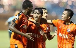 Lịch thi đấu & trực tiếp vòng 18 V.League 1 - 2019 hôm nay (28/7)