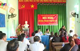"""Kiểm điểm 4 đối tượng tham gia tổ chức khủng bố """"Chính phủ quốc gia Việt Nam lâm thời"""""""