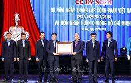 Kỷ niệm trọng thể 90 năm Ngày thành lập Công đoàn Việt Nam