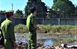 Xử phạt doanh nghiệp gây ô nhiễm môi trường hơn 350 triệu đồng