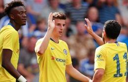 HLV Frank Lampard thử nghiệm hàng loạt, Chelsea thắng nhọc đội hạng dưới