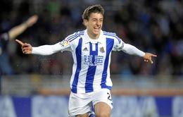 """Mất Sane, Man City sẽ chi đậm """"cuỗm"""" sao sáng giá từ La Liga"""