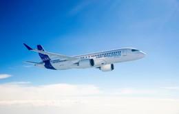 Airbus A220 bắt đầu chuyến hành trình trình diễn trên khắp châu Á