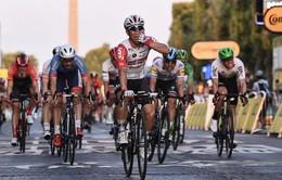Tour de France 2019: Caleb Ewan về nhất chặng 21, Egan Bernald giành áo vàng chung cuộc!