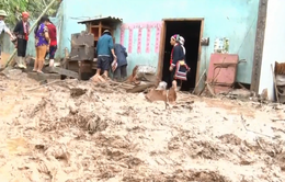 Hà Giang: Sạt lở đất làm 1 người thiệt mạng