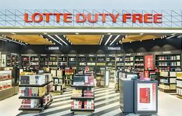 Lotte khai trương cửa hàng miễn thuế tại Sân bay Quốc tế Nội Bài