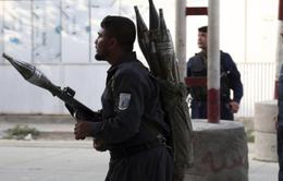 Nổ lớn làm rung chuyển thủ đô Kabul, Afghanistan