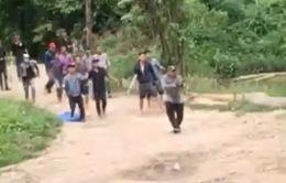Nổ súng tại khu vực rừng đầu nguồn sông Máu ở Khánh Hòa