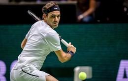 """Huyền thoại """"giao bóng, lên lưới"""" là thần tượng của Roger Federer"""