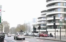 Thu phí di chuyển vào nội đô tại London, Anh