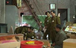 Hà Nội xử lý nhiều vi phạm về an toàn thực phẩm