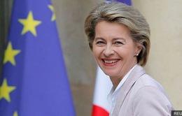 Bộ trưởng quốc phòng Đức được đề cử lãnh đạo Ủy ban EU