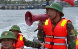 Quảng Ninh: Kêu gọi hơn 8.000 tàu thuyền vào khu tránh trú bão