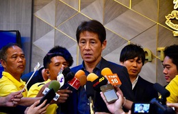 HLV Nishino phủ nhận chuyện ký hợp đồng với Thái Lan