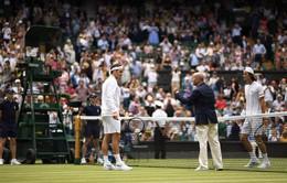 Kết quả vòng 1 đơn nam Wimbledon 2019: Federer, Nadal giành chiến thắng, Thiem bất ngờ dừng bước!