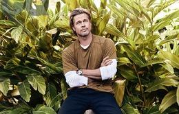 Brad Pitt thích thú khi làm việc với Leonardo DiCaprio