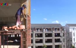 Mất an toàn lao động trong xây dựng tại Thừa Thiên Huế