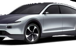 Ô tô điện chạy bằng năng lượng mặt trời đầu tiên trên thế giới
