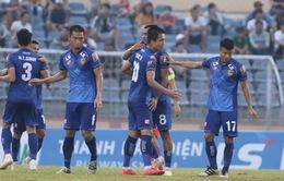 CLB Quảng Nam 0-0 (5-4 pen) Hoàng Anh Gia Lai: Phân định trong loạt đá luân lưu kịch tính!