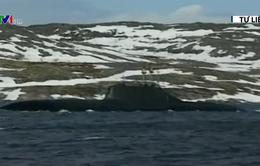 Tàu ngầm của Nga gặp nạn, ít nhất 14 quân nhân thiệt mạng