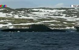 Tổng thống Nga ra lệnh điều tra vụ cháy tàu ngầm